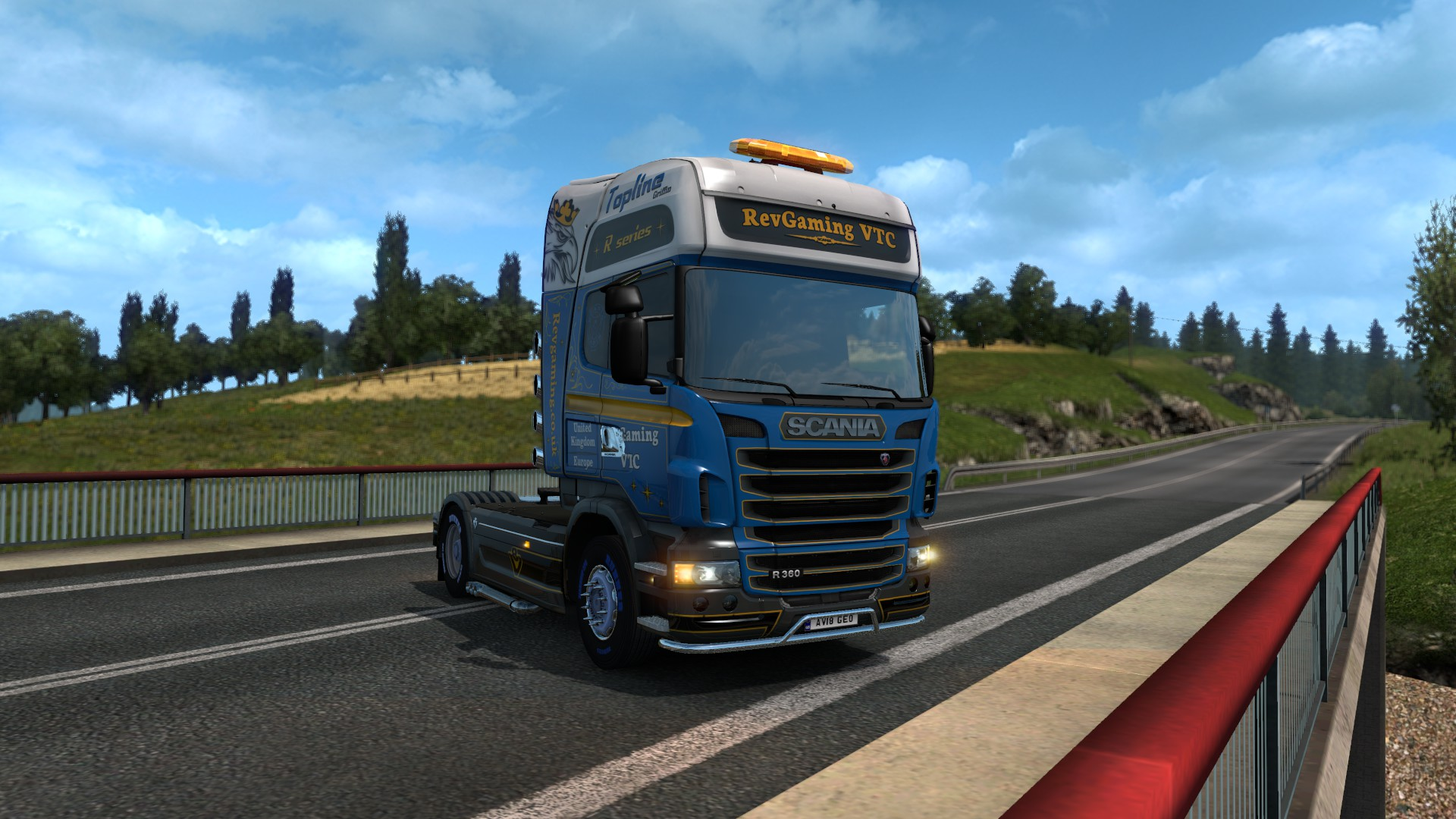 Old Scania R